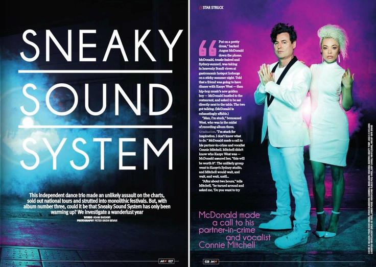 Sneaky Sounds System